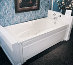 longevity acrylics bathtub