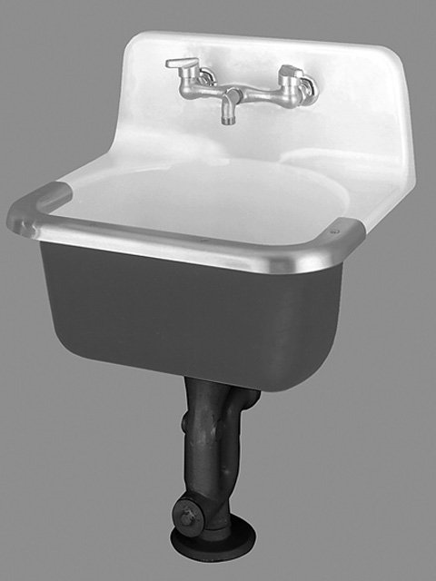 american standard commercial sink