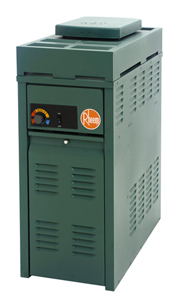 rheem canada hot water heating